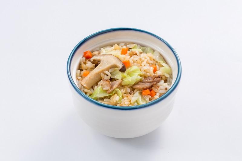 炊炊豐-鹹豬肉高麗菜炊飯