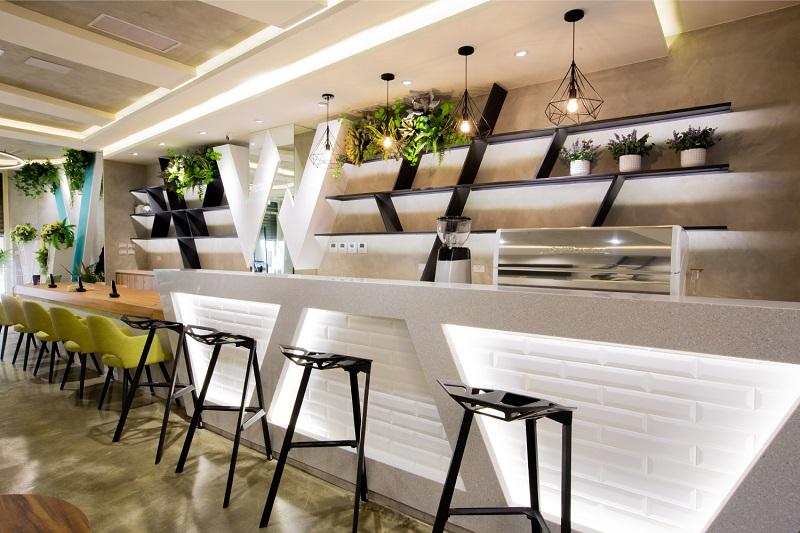 濰視台中院風格宛如咖啡廳,提供風格極具的減壓場域-1