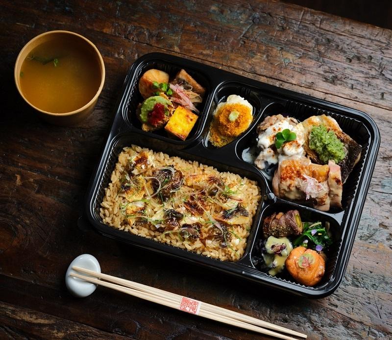 日本高級料理餐廳—燈燈庵「日本會席料理餐盒」,每個480元_1