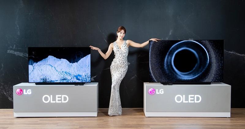 LG OLED 4K 物聯網電視C1系列搭載第四代 α9 OLED 電視專用 AI 影音處理晶片,AI Tone Mapping 處理技術、場景檢測功能,根據環境明暗,清楚呈現黑暗畫面的細節。