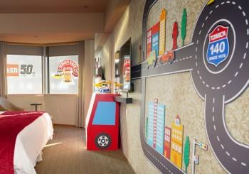 官方獨家授權!君品酒店推出 「TOMICA博 – TOMICA小汽車50週年博覽會」車迷住房專案