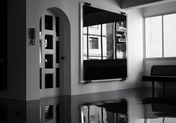 當代藝術家周世雄首件空間藝術品  永生旅店HOTEL YOLO