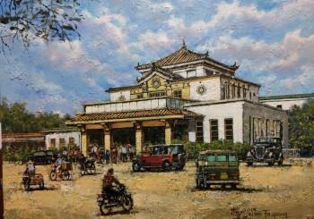 畫說台鐵與台灣建築遺產 細述高雄歷史建物