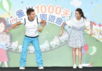 亞洲有氧天王潘若迪告訴爸爸媽媽寶寶的關鍵1000天