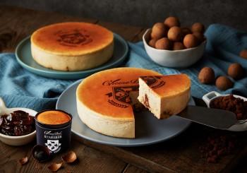 【起士公爵】當法式奢華甜點,遇上在地農作之美!