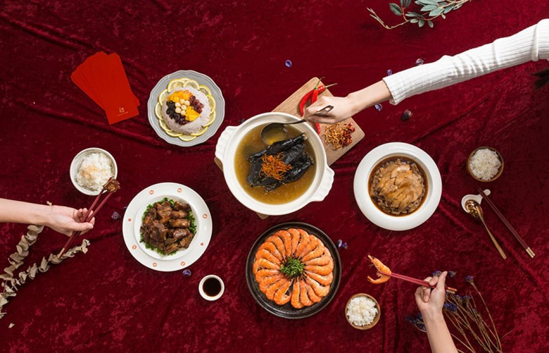 【夢想TV年菜特輯】上海鄉村百分百師傅手作五品年菜,吃得安心看見用心