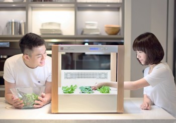 SMART CUBE鮮氧智慧田  樂鮮良房以科技帶來安心食材