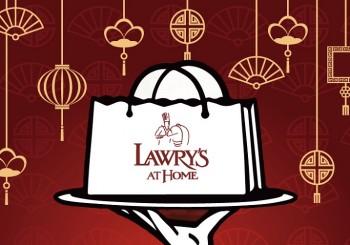 勞瑞斯牛肋排餐廳  除夕頂級海陸外帶年菜一次品嚐!