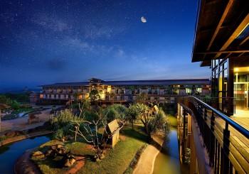 【夢想旅遊】關西六福莊生態度假旅館  不必去非洲就能和動物住一晚