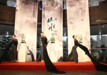 故宮鎮院三寶坐鎮  歡慶法藍瓷15周年
