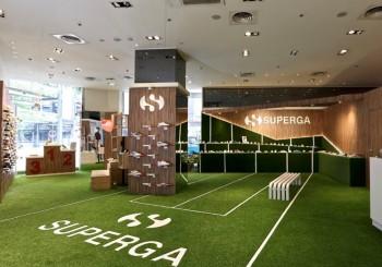 Superga PANATTA  SPORTS上市 引領時尚運動風潮