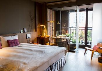 【MIT設計旅店】在設計旅店內 展開一場與花草的演繹