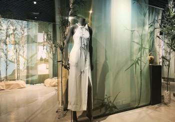 SHIATZY CHEN 2020春夏系列 隱藏於絮語間的竹林生息