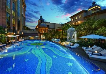 亞洲最尊榮的飯店與服務  文華東方