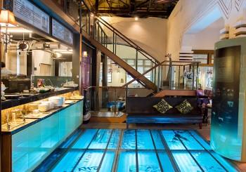 辦公室變餐廳|1934街役場古蹟餐坊╳中西日風格的多元融合