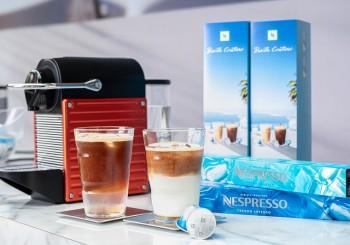 Nespresso凍感一夏!全新兩款「夏日凍感清爽Vs.濃醇冰咖啡」邀您用舌尖鑑定!