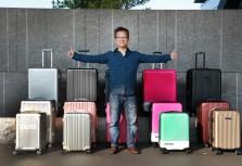 行李箱達人—Kevin的夢想王國 平價美學的完美旅遊生活
