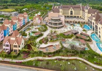 【夢想旅遊】歐風莊園頂級渡假小鎮 瑞穗春天國際觀光酒店