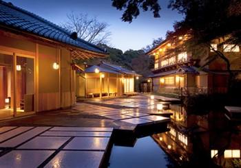 虹夕諾雅 京都 水畔邊的私邸