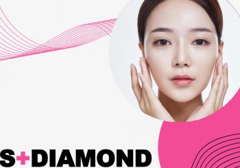 【S+DIAMOND】針對東方人 回春外 更保持少女般的肌膚