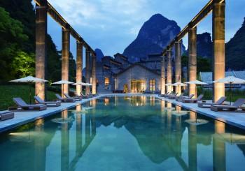最美的山林酒店  阿麗拉-陽朔糖舍度假酒店 ALiLA  YANGSHUO.GUILIN