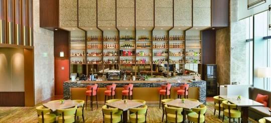 【台北六福萬怡酒店】The Lounge 南港時尚新地標 宛如美術館般的午茶體驗