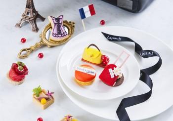 大膽翻玩時尚創意 跨界聯名下午茶Lipault × Jean Paul Gaultier×Marco Polo Restaurant