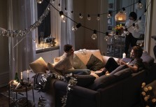 IKEA 2020聖誕商品限量上市  打造銀色北歐節慶氛圍