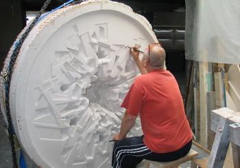 國際知名的重量級捷克玻璃藝術家 Rybak 父子展