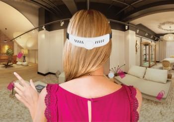 從虛擬空間 走入室內設計師的創造力   VR AR