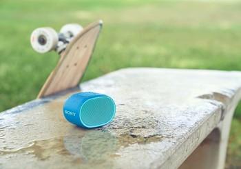 【Sony】重低音無線藍牙喇叭  掌中音樂彩蛋 隨身動聽更出色