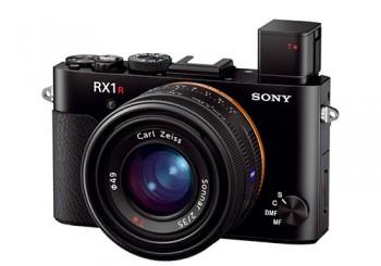 掌中全幅新進化 小型相機王者Sony Cyber-ShotTM RX1R II