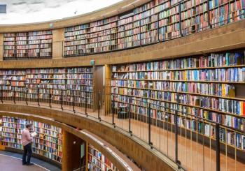 【圖書館】跟著全世界最美圖書館去旅行!