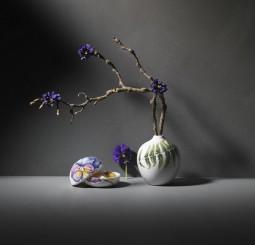 皇家哥本哈根獻上祝福 2020三色堇復活節彩蛋新上市