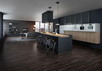 【弘第】立體層次 體現建築美學廚房