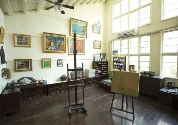 楊三郎美術館- 玻璃屋咖啡廳