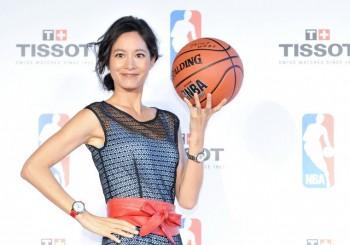牽手NBA,天梭表精準時計點亮賽場!