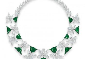 蜚聲國際的香港珠寶設計大師    聚焦5月佳士得香港【瑰麗珠寶及翡翠首飾】春季拍賣
