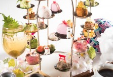 超夢幻!六福萬怡推「櫻」式下午茶 舌尖上的日本賞春之旅