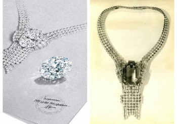 Tiffany收購單顆80克拉稀世美鑽 重現1939年世界博覽會經典項鍊