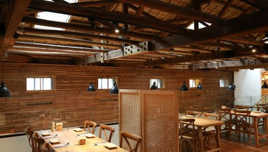 古蹟變餐廳 一號糧倉化身食物劇場