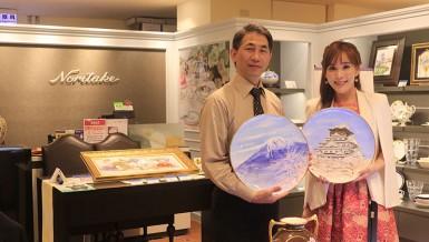 【夢想TV】日本皇室御用瓷器畫師來台 展現超凡繪畫功力