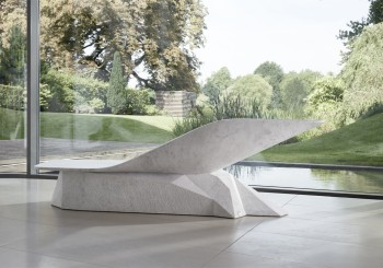 建築大師HADI TEHERANI 打造夢幻大理石之翼
