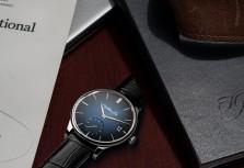 180年的製錶經驗  亨利慕時