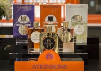【ATKINSONS】英國皇室御用香水ATKINSONS 台灣首間旗艦店開幕