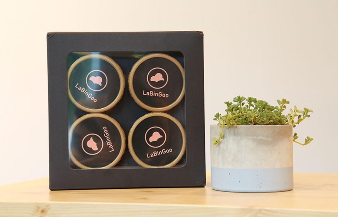 【品牌故事】金馬獎選中的冰淇淋 最天然的台灣滋味LaBinGoo樂繽菓