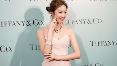 優雅女神隋棠 完美演繹高級珠寶之美