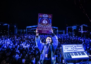Red Bull世界DJ大賽總決賽 美國DJ J. Espinosa奪下冠軍寶座
