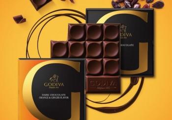 純粹的美味-純巧克力磚