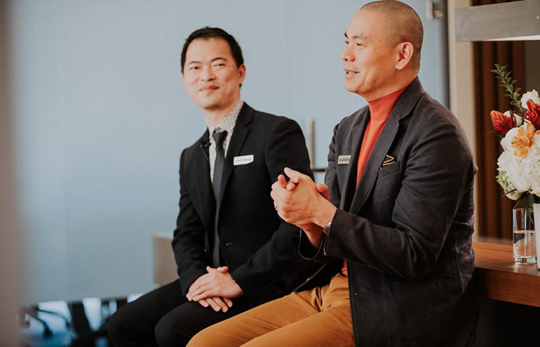 【夢想TV】GAGGENAU跨界對談 當名廚江振誠遇上知名設計師楊煥生